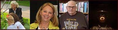 Nan Peterson, Cindy Ohman, Terry Smith, Steve Haugh